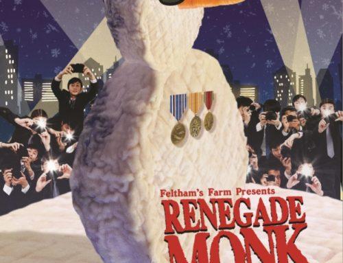 Renegade Monk – National Outlets December 2018