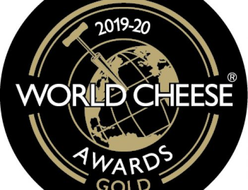 Gold in the World Cheese Awards